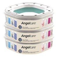 Angelcare Recharge pour poubelle à langes Dress up - 3 pièces