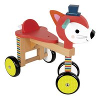 Janod Loopfiets Baby Forest Fox Ride-On-commercieel beeld