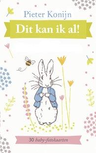 Cartes-photos Pieter Konijn - Dit kan ik al! NL