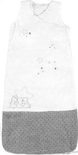 Noukie's Winterslaapzak Poudre d'Étoiles polyester 90 - 110 cm-Vooraanzicht