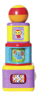 Playgro Blocs Stacking Activity Tower