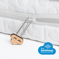 AeroSleep Matelas pour lit de bébé Essential Lg 60 x L 120 cm-Détail de l'article