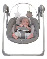 Bo Jungle Babyswing B-Portable Swing grey-Afbeelding 2