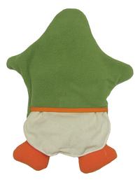 Simply Good Warmteknuffel Ducky Duck green-Achteraanzicht