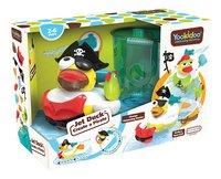Yookidoo badspeelgoed Jet Duck Create a Pirate-Linkerzijde