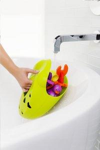 Boon Bac de rangement pour baignoire Frog Pod grenouille-Image 4