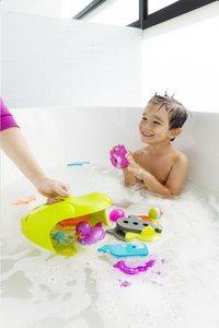 Boon Bac de rangement pour baignoire Frog Pod grenouille-Image 5
