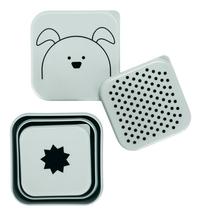 Lässig Boîte à snacks Little Chums Dog - 3 pièces-Détail de l'article