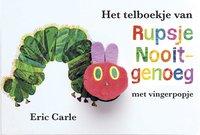 Het telboekje van Rupsje Nooitgenoeg - Eric Carle
