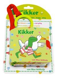 Buggyboek Kikker