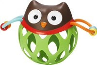 Skip*Hop Rammelaar Roll Around Rattles owl