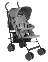 Dreambee Buggy Essentials anthracite-Vooraanzicht