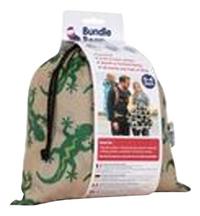 Bundle Bean Cover voor draagzak sand gecko
