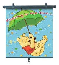 Zonnescherm Disney Winnie the Pooh blauw/groen/geel - 2 stuks
