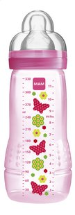 MAM Biberon Easy Active rose 330 ml