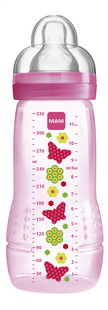MAM Zuigfles Easy Active roze 330 ml
