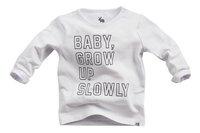 Z8 T-shirt à longues manches Moon white