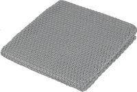 Jollein Couverture pour berceau ou parc coton/acrylique drops grey