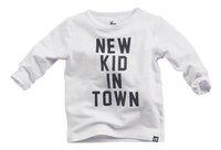 Z8 T-shirt met lange mouwen Wild Cherry white