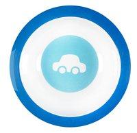 Dreambee Assiette creuse Essentials voiture-Vue du haut