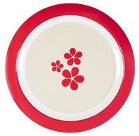 Dreambee Assiette plate Essentials fleur-Vue du haut