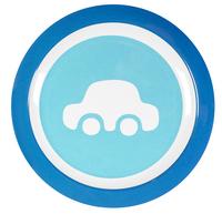Dreambee Assiette plate Essentials voiture-Vue du haut