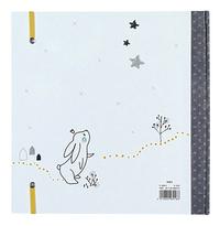 Noukie's Babydagboek Mijn babyalbum-Achteraanzicht