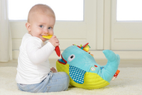 Dolce Peluche Play and Learn baleine 21 cm-Image 4