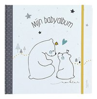 Noukie's Babydagboek Mijn babyalbum-Vooraanzicht