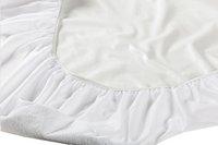 Baby Care Protège-matelas coton/polyester/polyuréthane (PU) Lg 70 x L 140 cm-Détail de l'article