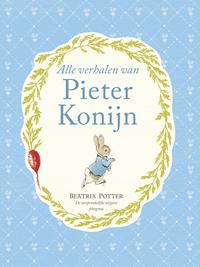 Boek Alle verhalen van Pieter Konijn - Beatrix Potter