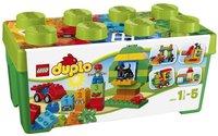 LEGO DUPLO 10572 Alles in één groene doos-Rechterzijde