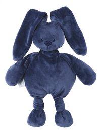 Nattou Peluche Lapidou 36 cm bleu marine
