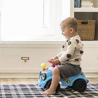 Bright Starts Porteur-pousseur Roadtripper Ride-On Car-Image 3