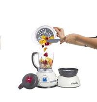 Babymoov Cuiseur vapeur/mixeur/chauffe-biberon/stérilisateur Nutribaby cherry-Image 2