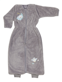 Dreambee Sac de couchage d'hiver Lila & Lou Lou soft fleece gris 85 cm-Détail de l'article