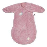 Dreambee Winterslaapzak Lila & Lou Lila soft fleece 60 cm-Vooraanzicht