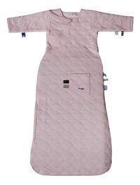 Snoozebaby Winterslaapzak Jacquard 110 cm pink