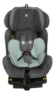 Nattou Autostoel Loulou, Lea & Hippolyte Groep 0+/1/2/3 grijs-Vooraanzicht