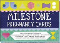 Milestone Pregnancy Cards NL-Détail de l'article
