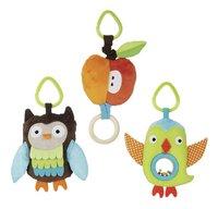 Skip*Hop Trapeze Treetop Friends Stroller bar toys-Artikeldetail