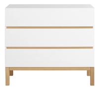 Quax Commode avec 3 tiroirs Indigo white