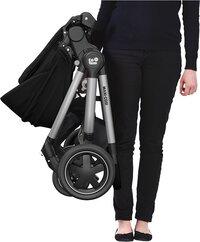 Maxi-Cosi Poussette 2 en 1 Adorra 2 Essential Black-Image 1