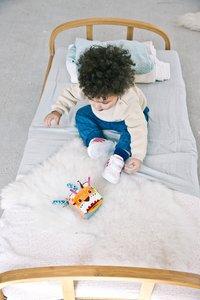 Lilliputiens Speelkubus Jack de leeuw-Afbeelding 1