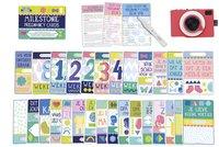 Milestone Pregnancy Cards-Bovenaanzicht