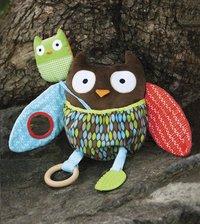 Skip*Hop Jouet d'activité Treetop Friends owl-Image 2
