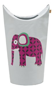 Lässig Corbeille à linge éléphant