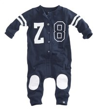 Z8 Pyjama Evergreen navy/white