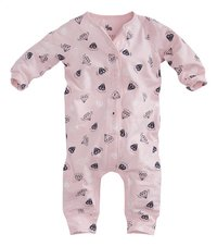 Z8 Pyjama Rose soft pink/diamants maat 62