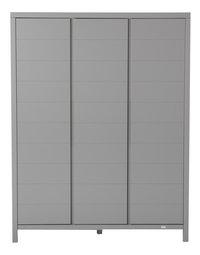 Quax Chambre évolutive 3 pièces avec armoire 3 portes Stripes griffin grey-Détail de l'article